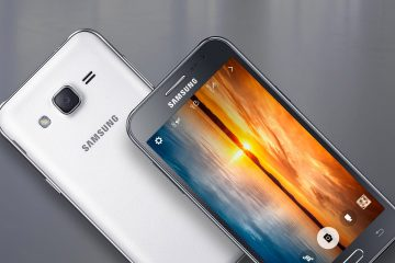 Solução: o Samsung Galaxy J2 permanece no logotipo