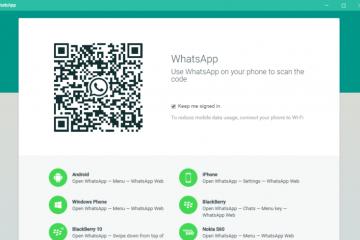 Solução: erro de certificado da Web do WhatsApp
