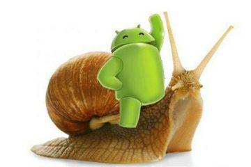 Solução móvel Android lenta