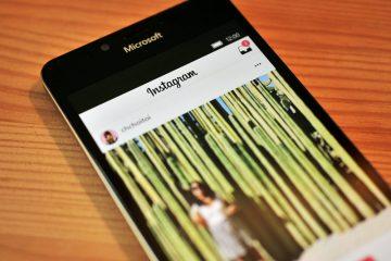 """Corrigir """"Não é possível carregar a imagem"""" no Instagram"""