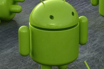 Corrigir o erro process.android.phone parou