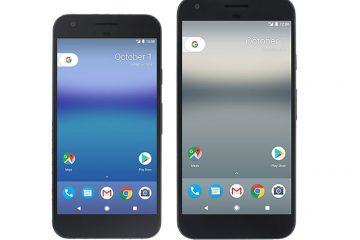 Solucionar problemas do Google Pixel e Pixel XL