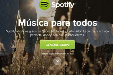 Como ter o Spotify por 30 dias gratuitamente