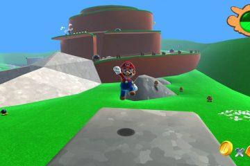 Super Mario 64 para Android