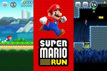 Solucionar ERRO 804-5100, 804-9174 e 804-3904 Super Mario Run