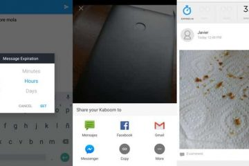 Como enviar mensagens de autodestruição no telegrama?