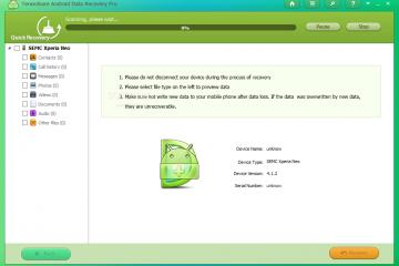 O melhor programa para recuperar arquivos do Android