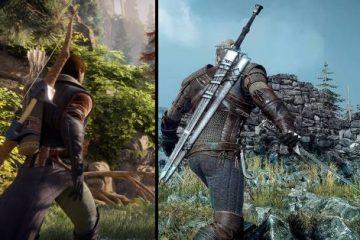 The Witcher 3 vs Dragon Age Inquisição Qual é o Melhor?