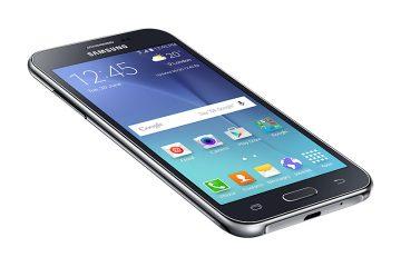 O Samsung Galaxy J2 tem sensor de giroscópio?