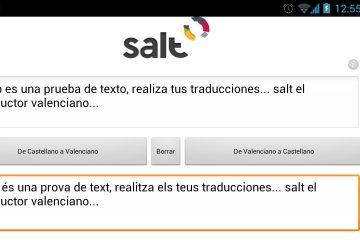 Como ter um tradutor valenciano no celular?