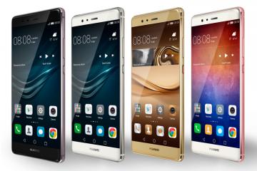 Huawei P9 e P9 Lite: Qual é o Melhor?