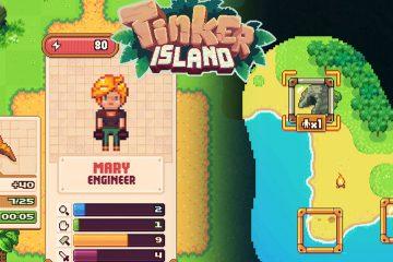 Truques para Tinker Island, o melhor jogo de sobrevivência