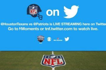 Twitter, um novo canal para assistir nossos esportes favoritos