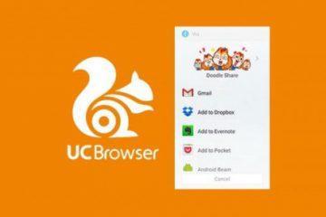 Navegador UC vs Chrome: Procurando o melhor navegador Android