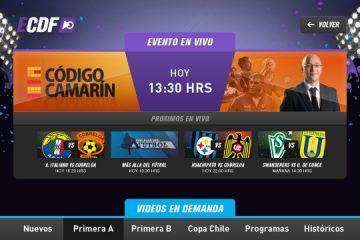 Como assistir CDF Stadium gratuitamente no Android