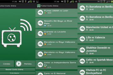 Os melhores aplicativos para assistir futebol no Android gratuitamente