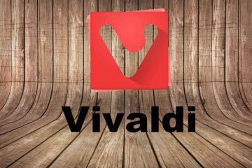 Vivaldi adiciona extensões do Chrome ao seu próprio catálogo