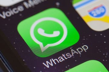 Alterar dicionário do WhatsApp