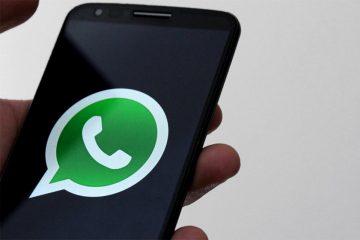 Mensagens do WhatsApp não chegam até abrir o aplicativo