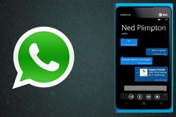 Download WhatsApp para Windows Phone Grátis