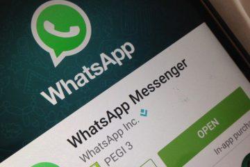 Solução: Não recebo o código de verificação do WhatsApp