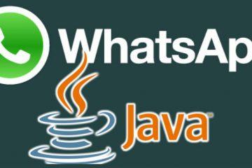 Como baixar WhatsApp Java Free para um celular Samsung?