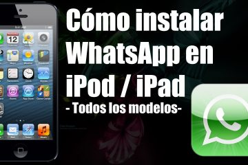 Como instalar o WhatsApp no ​​iPad