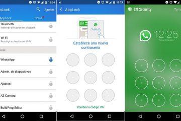 Como ter o WhatsApp em um telefone celular bloqueado
