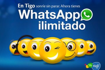 Baixe o WhatsApp gratuitamente no Tigo 2017