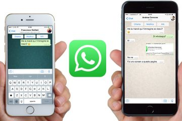 Como passar o WhatsApp do iPhone para o Android e vice-versa