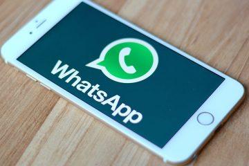 O WhatsApp não exclui mensagens
