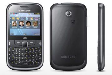 Como baixar WhatsApp grátis para Samsung GT-S3350, GT-S5367, GT S3350 / Samsung Ch @ t 335 e GT-5830
