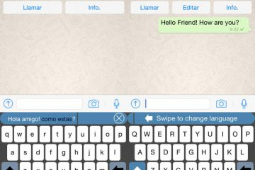 Como traduzir mensagens do WhatsApp ao enviá-las?