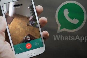Como fazer chamadas de vídeo em grupo no WhatsApp