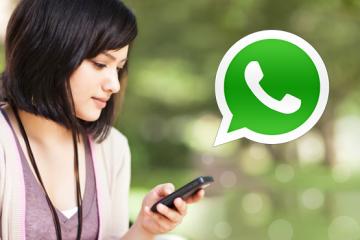 Como pagar WhatsApp para outra pessoa