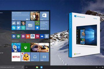 Instale a versão mais recente do Windows 10 chamada atualização do Windows 10 de abril de 2018