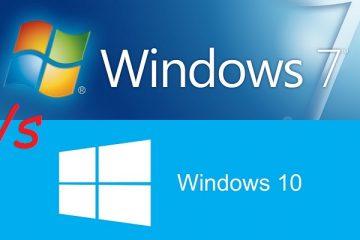 Windows 7 vs Windows 10: vale a pena atualizar?