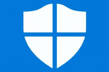 Desativar completamente e para sempre o Windows Defender no Windows 10