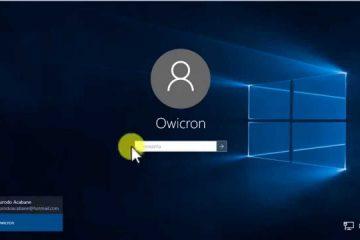 Como recuperar a senha do Windows 10, 8 e 7