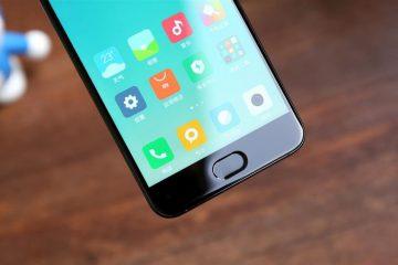 Faça a captura de tela com TODOS os telefones Xiaomi