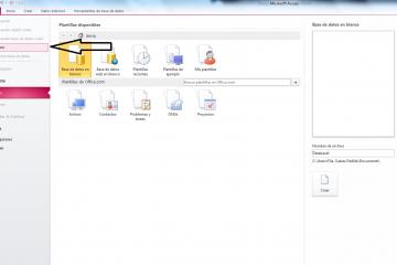 Como abrir arquivos de banco de dados?