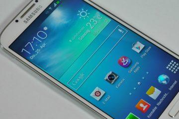 Como limpar o histórico do Samsung Galaxy J5 e J7