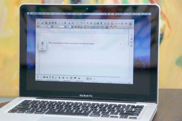 Como fazer com que o Mac leia um texto em voz alta?