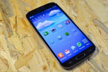 Como ativar dados móveis no Samsung Galaxy S4
