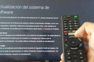 Como atualizar o software de uma Smart TV