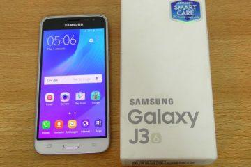 Guia para atualizar o Android 6.0 MarshMallow para Samsung J3