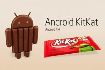 Como atualizar o Android Jelly Bean para o Android KitKat