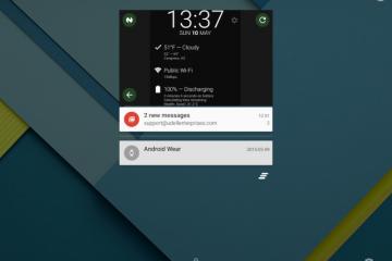 Adicione um widget à tela de bloqueio do seu celular