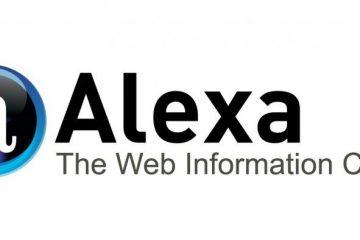 O que é o PageRank de uma página da Web?
