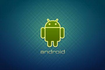 Quando a atualização para dispositivos móveis do Android está excluída?
